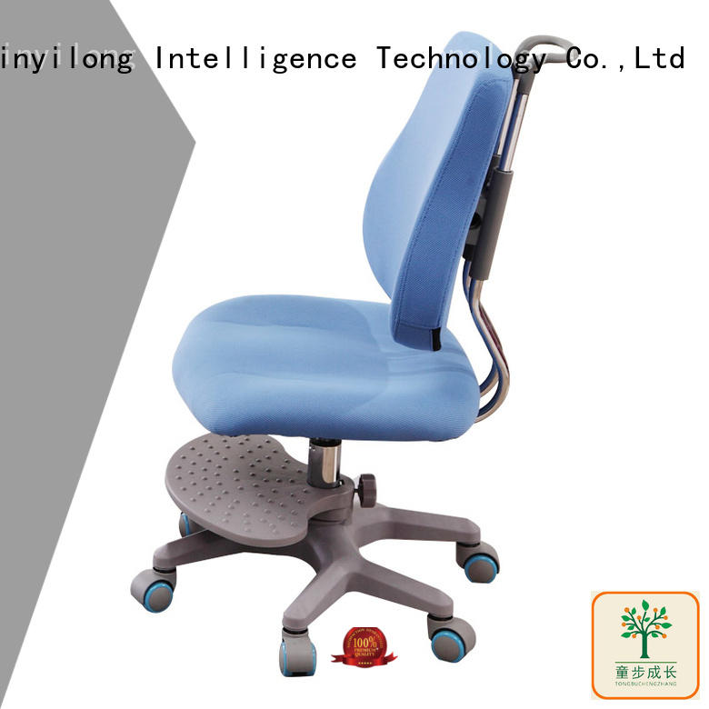 TBCZ study chair with wheel for children
