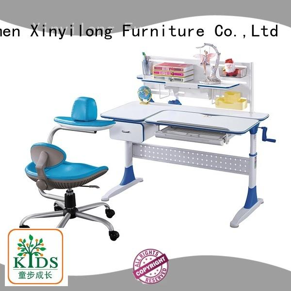 Xinyilong Furniture comfortable study table designs for students with storage for children