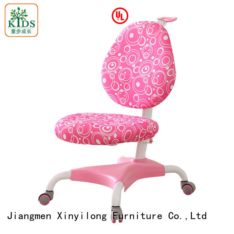Xinyilong Furniture comfortable study chair for students with wheel for studry room