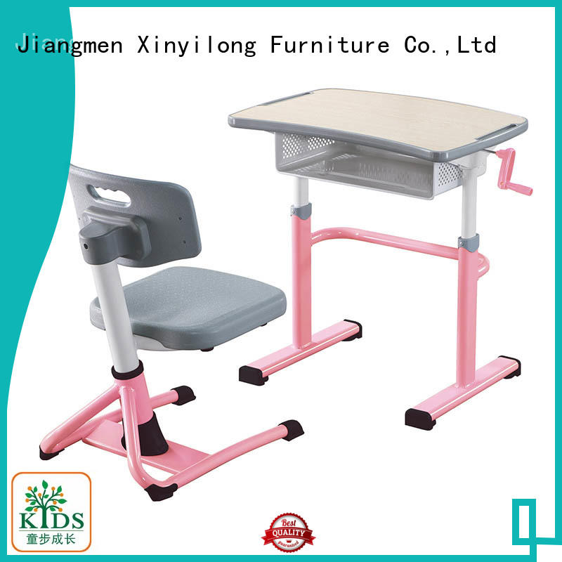 school vintage school desk and chair hall Xinyilong Furniture