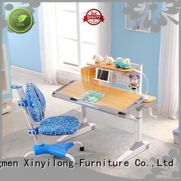 desk home study table furniture design at activity Xinyilong Furniture Brand