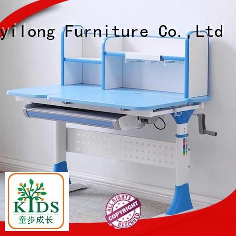Xinyilong Furniture glass office desk high quality for school