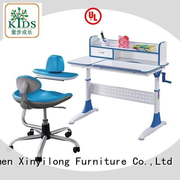 washable simple study table manufacturer for school