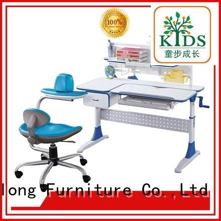 Xinyilong Furniture washable kids study table with storage for home
