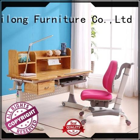 table tilting station study table furniture design Xinyilong Furniture manufacture