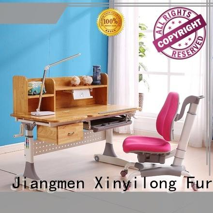 Quality Xinyilong Furniture Brand station modern study table and chair