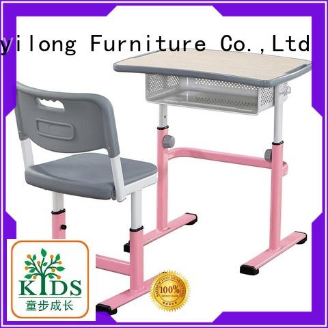 Xinyilong Furniture elementary school furniture height adjustable for lecture