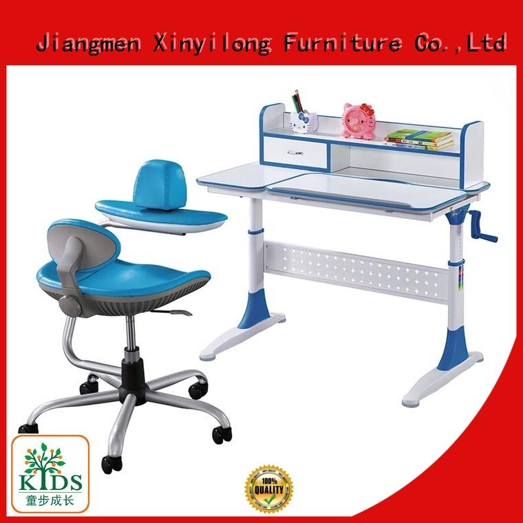 Xinyilong Furniture ergonomic study desk high quality for kids