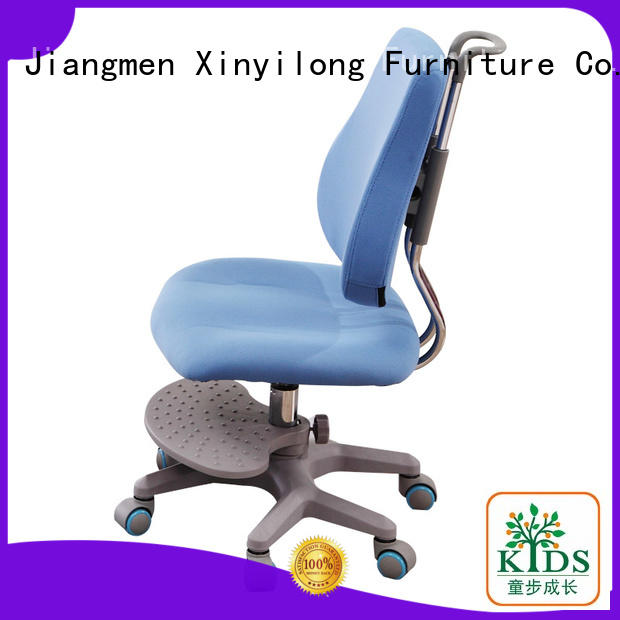 Xinyilong Furniture comfortable children desk chair with wheel for studry room