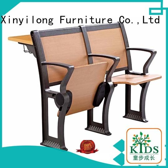 Xinyilong Furniture Brand lecture university custom childrens school desk and chair set