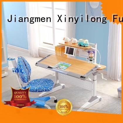 Wholesale at table study table and chair Xinyilong Furniture Brand