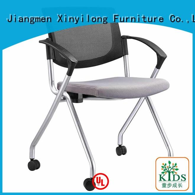 Xinyilong Furniture stable plastic chair wholesale for lecture