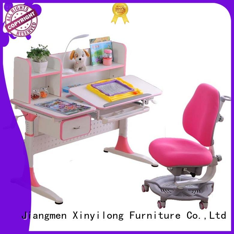 chairs work study table furniture design tilting reading Xinyilong Furniture Brand