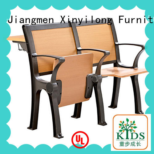Xinyilong Furniture popular school desk chair for sale for lecture