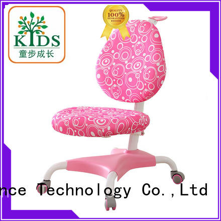 TBCZ best study chair for students with wheel for children