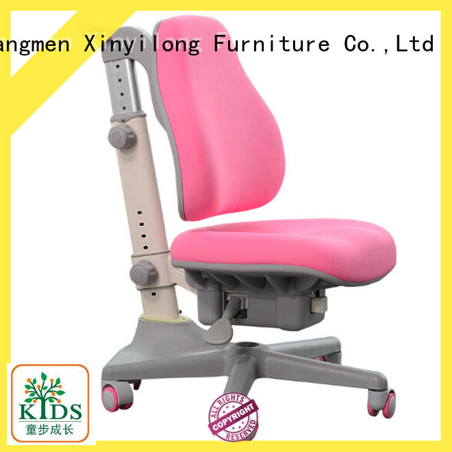 Xinyilong Furniture healthy kids desk chair supplier for studry room