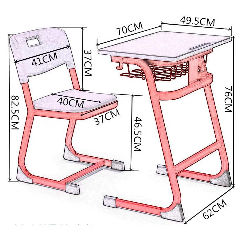 Xinyilong Furniture popular classroom furniture for sale for students-1
