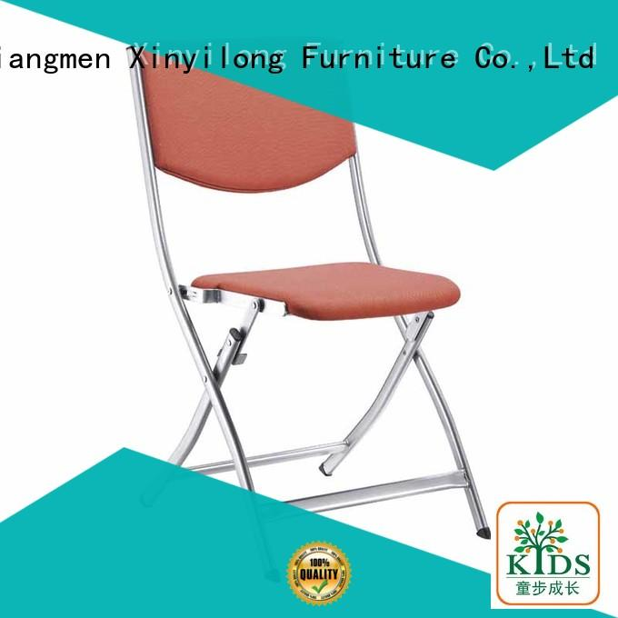 Xinyilong Furniture training room chair with wheel for lecture