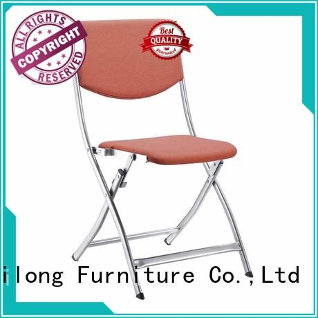 Wholesale braced where to buy folding chairs Xinyilong Furniture Brand