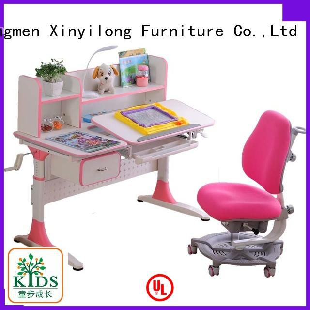 wooden study table for sale for kids Xinyilong Furniture