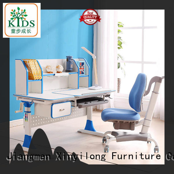 Xinyilong Furniture glass office desk high quality for home