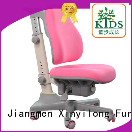 healthy children table chair with wheel for children
