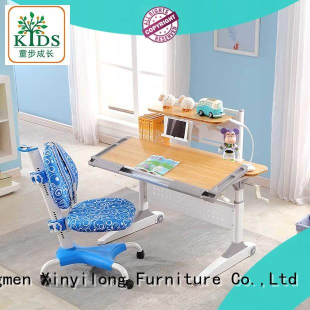 Xinyilong Furniture washable kids office desk manufacturer for home