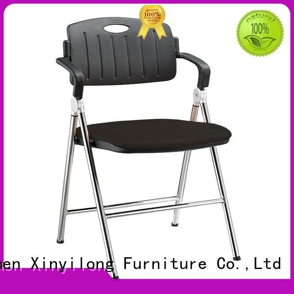 Wholesale curved where to buy folding chairs braced Xinyilong Furniture Brand