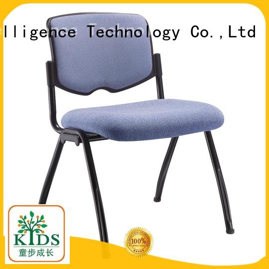 practical dinning chair with wheel for students