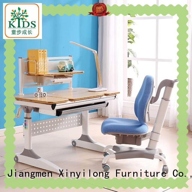 comfortable kids office desk with storage for home