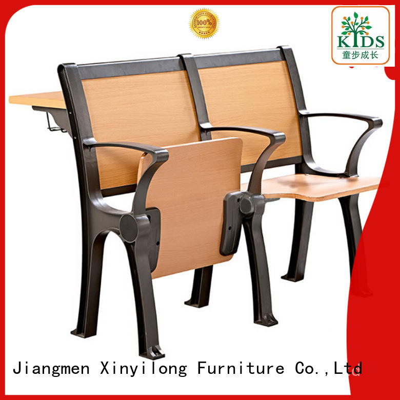 comfortable classroom table and chair height adjustable for classroom